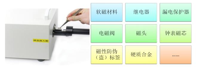 CIM-3200软磁材料矫顽力测量仪