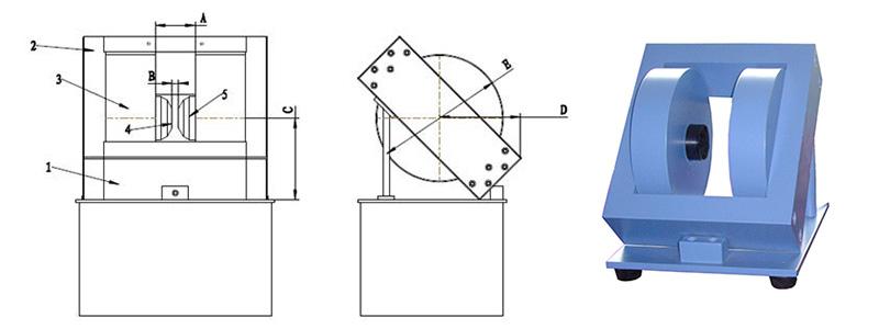 SD双轭固定气隙电磁铁(图1)