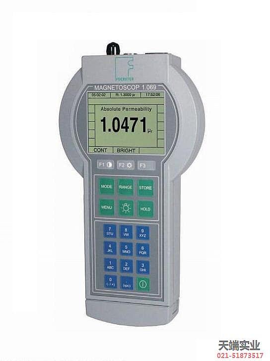 磁导率测试仪原理