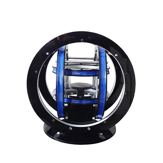 三维亥姆霍兹磁场线圈