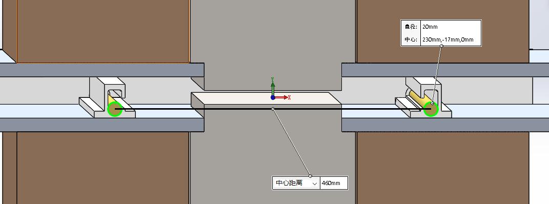 通电导线在磁场中运动大型实验电磁铁设备(图4)